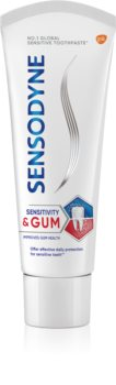 Sensodyne Sensitivity & Gum Dentífrico para a proteção das gengivas