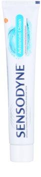 Sensodyne Advanced Clean pasta de dientes con flúor para una protección completa para dientes