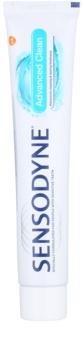 Sensodyne Advanced Clean zubní pasta s fluoridem pro kompletní ochranu zubů