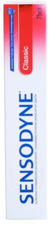 Sensodyne Classic dentífrico sem fluór