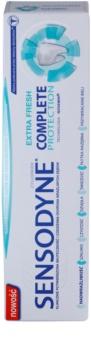 Sensodyne Complete Protection Extra Fresh zubná pasta pre kompletnú ochranu zubov