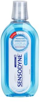 Sensodyne Dental Care enjuague bucal para dientes sensibles