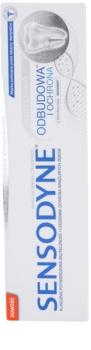 Sensodyne Repair & Protect dentífrico branqueador para dentes sensíveis