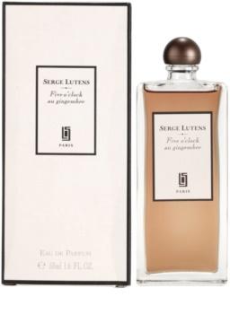 Serge Lutens Five O'Clock Au Gingembre woda perfumowana unisex 50 ml