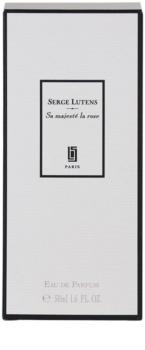 Serge Lutens Sa Majesté La Rose Eau de Parfum para mulheres 50 ml