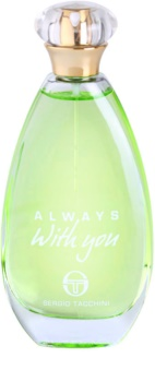 Sergio Tacchini Always With You eau de toilette pentru femei 100 ml