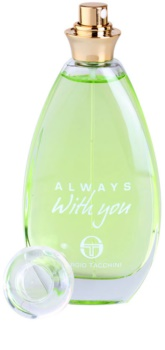 Sergio Tacchini Always With You eau de toilette nőknek 100 ml