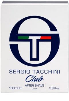 Sergio Tacchini Club voda po holení pre mužov 100 ml