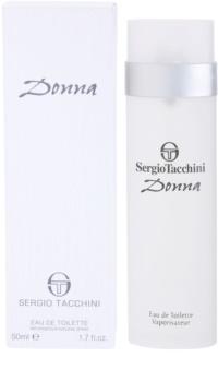 Sergio Tacchini Donna woda toaletowa dla kobiet 50 ml