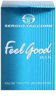 Sergio Tacchini Feel Good Man Eau de Toilette voor Mannen 30 ml