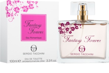 035be8798 Sergio Tacchini Fantasy Forever Eau de Romantique eau de toilette para mulheres  100 ml