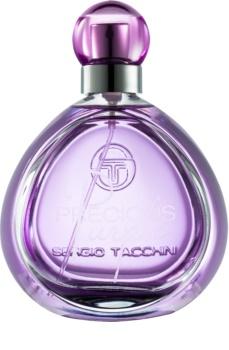 Sergio Tacchini Precious Purple eau de toilette pentru femei 100 ml