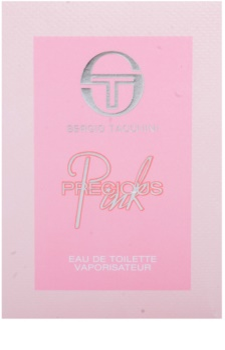 Sergio Tacchini Precious Pink eau de toilette nőknek 50 ml