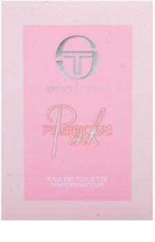 Sergio Tacchini Precious Pink toaletní voda pro ženy 50 ml