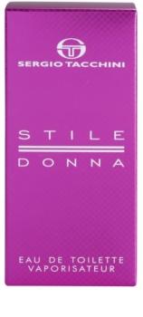 Sergio Tacchini Stile Donna toaletní voda pro ženy 30 ml