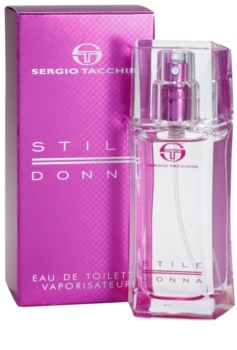 Sergio Tacchini Stile Donna eau de toilette nőknek 30 ml