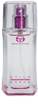 Sergio Tacchini Stile Donna eau de toilette pour femme 30 ml