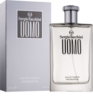 Sergio Tacchini Uomo Eau de Toilette for Men 100 ml