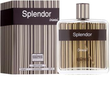 Seris Perfumes Splendor Oriental eau de parfum mixte 100 ml