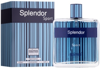 Seris Perfumes Splendor Sport Eau de Parfum unisex 100 ml