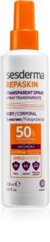 Sesderma Repaskin lipozomální ochranný sprej SPF 50