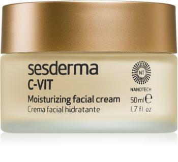 Sesderma C-Vit crème hydratante visage anti-âge