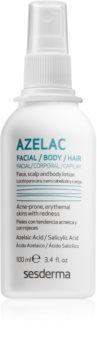 Sesderma Azelac tónico calmante para pieles grasas con tendencia al acné