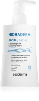 Sesderma Hidraderm Facial Cleansing Milk for Everyday Use