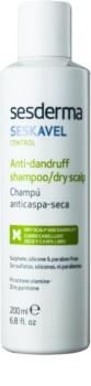 Sesderma Seskavel Control Anti-Dandruff Shampoo For Dry And Sensitive Scalp