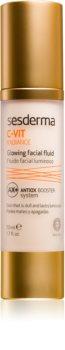 Sesderma C-Vit Radiance Radiance Fluid for Tired Skin