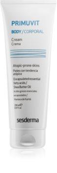 Sesderma Primuvit hidratantna krema za tijelo za atopičnu kožu