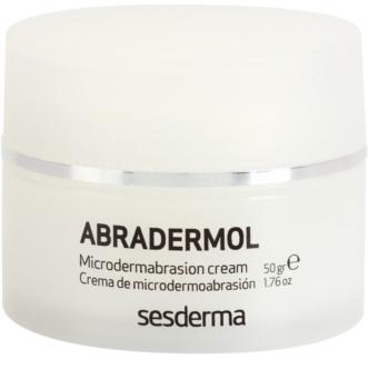 Sesderma Abradermol crema peeling para renovación celular de la piel