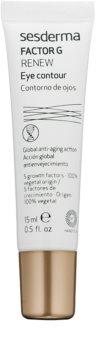 Sesderma Factor G Renew crema antiarrugas para contorno de ojos