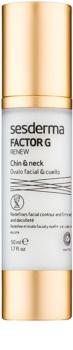 Sesderma Factor G Renew gelový krém pro redefinici kontur obličeje a krku