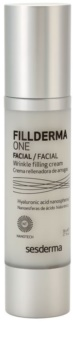 Sesderma Fillderma One Firming Cream against Deep Wrinkles with Hyaluronic Acid