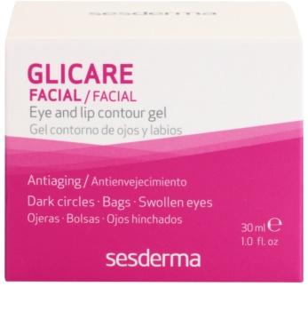 Sesderma Glicare protivráskový gel kolem očí a rtů