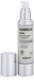 Sesderma Mandelac Feuchtigkeitsgel für fettige Haut mit Neigung zu Akne