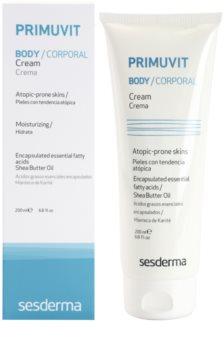 Sesderma Primuvit crema de corp hidratanta pentru piele atopica