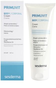Sesderma Primuvit Moisturizing Body Cream For Atopic Skin