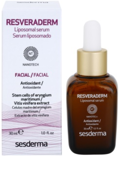 Sesderma Resveraderm antioxidačné sérum pre obnovu povrchu pleti