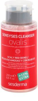 Sesderma Sensyses Cleanser Ovalis desmaquillante para pieles sensibles y con rojeces