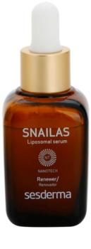Sesderma Snailas serum rewitalizujące przeciw oznakom starzenia