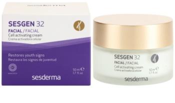 Sesderma Sesgen 32 regenerierende Creme für trockene Haut