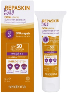 Sesderma Repaskin 50 Gel-Cream Facial Sunscreen SPF 50