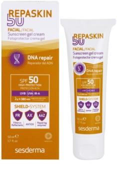 Sesderma Repaskin 50 Gel-Cream Facial Sunscreen SPF50