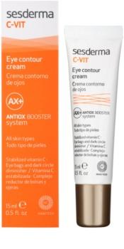 Sesderma C-Vit AX+ očný krém proti opuchom a tmavým kruhom