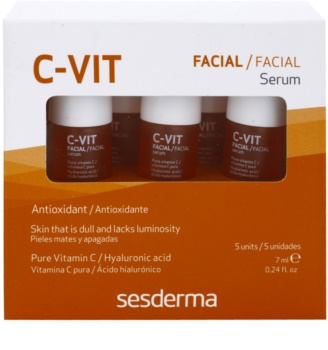 Sesderma C-Vit serum dwuskładnikowe o działaniu odmładzającym