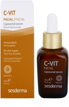 Sesderma C-Vit liposomales Serum zum Aufhellen der Haut
