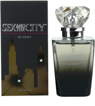 Sex and the City By Night Eau de Parfum voor Vrouwen  60 ml