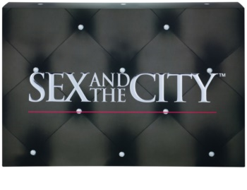 Sex and the City By Night lote de regalo II.